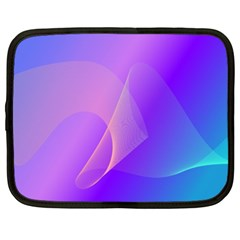 Vector Blend Screen Saver Colorful Netbook Case (xxl)  by Amaryn4rt