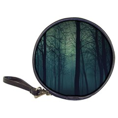 Dark Night Forest Classic 20 Cd Wallets by Brittlevirginclothing