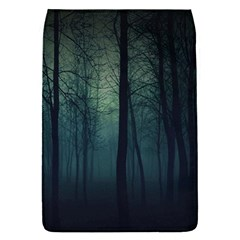 Dark Night Forest Flap Covers (s)  by Brittlevirginclothing
