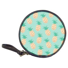 Cute pineapple  Classic 20-CD Wallets by Brittlevirginclothing