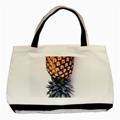 La Pina Pineapple Basic Tote Bag (two Sides) by Brittlevirginclothing