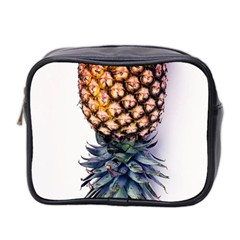 La Pina Pineapple Mini Toiletries Bag 2 Side by Brittlevirginclothing