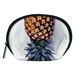 La Pina Pineapple Accessory Pouches (medium)  by Brittlevirginclothing