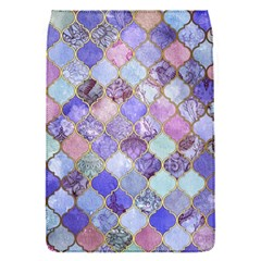Blue Toned Moroccan Mosaic  Flap Covers (s)  by Brittlevirginclothing