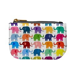 Lovely Colorful Mini Elephant Mini Coin Purses by Brittlevirginclothing