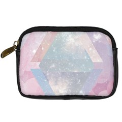 Colorful Pastel Crystal Digital Camera Cases by Brittlevirginclothing