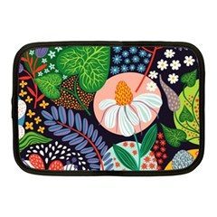 Japanese Inspired  Netbook Case (medium)  by Brittlevirginclothing