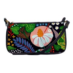 Japanese Inspired  Shoulder Clutch Bags by Brittlevirginclothing