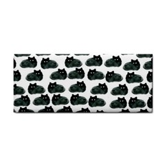 Black Cat Cosmetic Storage Cases by Brittlevirginclothing