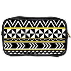 Black Bohemian Toiletries Bags by Brittlevirginclothing