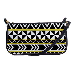 Black Bohemian Shoulder Clutch Bags by Brittlevirginclothing