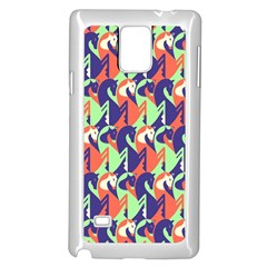 Horse Unicron Samsung Galaxy Note 4 Case (white) by Jojostore