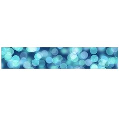 Blue Light  Flano Scarf (large) by Brittlevirginclothing