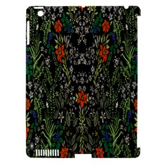 Detail Of The Collection s Floral Pattern Apple Ipad 3/4 Hardshell Case (compatible With Smart Cover) by Jojostore