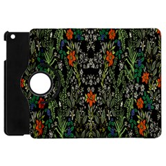 Detail Of The Collection s Floral Pattern Apple Ipad Mini Flip 360 Case by Jojostore