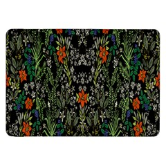 Detail Of The Collection s Floral Pattern Samsung Galaxy Tab 8 9  P7300 Flip Case by Jojostore