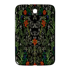 Detail Of The Collection s Floral Pattern Samsung Galaxy Note 8 0 N5100 Hardshell Case  by Jojostore