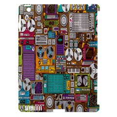 Rol The Film Strip Apple iPad 3/4 Hardshell Case (Compatible with Smart Cover) by Jojostore