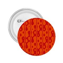 Orange 2 25  Buttons by Jojostore