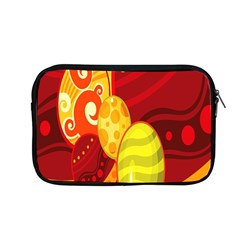 Easter Egg Circle Apple Macbook Pro 13  Zipper Case by Jojostore