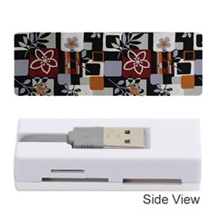 Flower 1 Memory Card Reader (stick)  by Jojostore