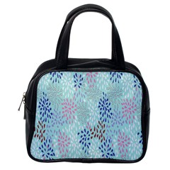 Flower Classic Handbags (one Side) by Jojostore