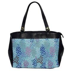 Flower Office Handbags by Jojostore