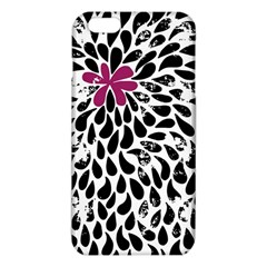 Flower Simple Pink Iphone 6 Plus/6s Plus Tpu Case by Jojostore