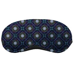 Flower Star Gray Sleeping Masks by Jojostore
