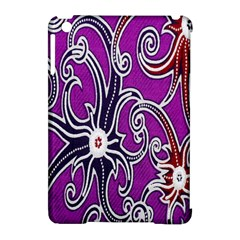 Batik Jogja Apple iPad Mini Hardshell Case (Compatible with Smart Cover) by Jojostore