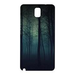 Dark Forest Samsung Galaxy Note 3 N9005 Hardshell Back Case by Brittlevirginclothing