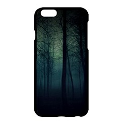 Dark Forest Apple Iphone 6 Plus/6s Plus Hardshell Case by Brittlevirginclothing
