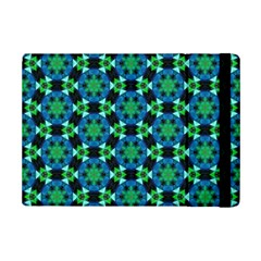 Flower Green Ipad Mini 2 Flip Cases by Jojostore