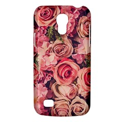 Gorgeous Pink Roses Galaxy S4 Mini by Brittlevirginclothing