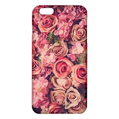 Gorgeous Pink Roses Iphone 6 Plus/6s Plus Tpu Case by Brittlevirginclothing