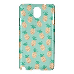 Cute Pineapple Samsung Galaxy Note 3 N9005 Hardshell Case by Brittlevirginclothing
