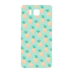 Cute Pineapple Samsung Galaxy Alpha Hardshell Back Case by Brittlevirginclothing