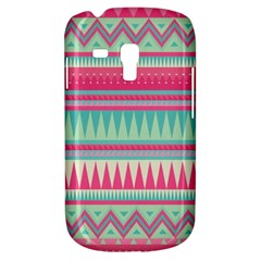 Lovely Pink Bohemian Galaxy S3 Mini by Brittlevirginclothing