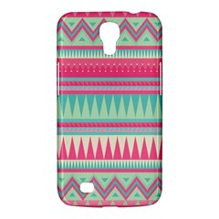 Lovely Pink Bohemian Samsung Galaxy Mega 6 3  I9200 Hardshell Case by Brittlevirginclothing