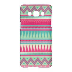 Lovely Pink Bohemian Samsung Galaxy A5 Hardshell Case  by Brittlevirginclothing