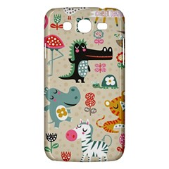 Cute Small Cartoon Characters Samsung Galaxy Mega 5 8 I9152 Hardshell Case  by Brittlevirginclothing