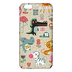 Cute Small Cartoon Characters Iphone 6 Plus/6s Plus Tpu Case by Brittlevirginclothing
