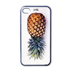 Pineapple Apple Iphone 4 Case (black) by Brittlevirginclothing