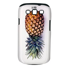 Pineapple Samsung Galaxy S Iii Classic Hardshell Case (pc+silicone) by Brittlevirginclothing