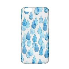 Rain Drops Apple Iphone 6/6s Hardshell Case by Brittlevirginclothing