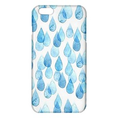 Rain Drops Iphone 6 Plus/6s Plus Tpu Case by Brittlevirginclothing