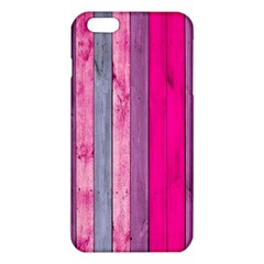 Pink Wood  Iphone 6 Plus/6s Plus Tpu Case by Brittlevirginclothing