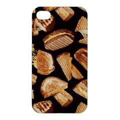 Delicious Snacks Apple Iphone 4/4s Premium Hardshell Case by Brittlevirginclothing