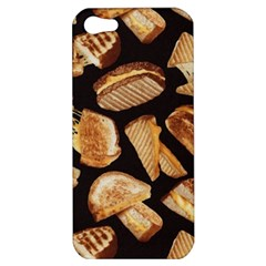Delicious Snacks Apple Iphone 5 Hardshell Case by Brittlevirginclothing