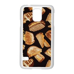 Delicious Snacks Samsung Galaxy S5 Case (white) by Brittlevirginclothing
